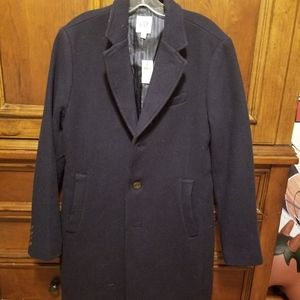 NWT mens size small wool coat